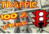 Give You Simple System that Stole a Glance 100% FREE Traffic from The Largest Website Online