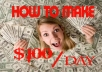 Guide You The Most Realistic Method And The Easiest Way To BOOST Your Income in Online Marketing