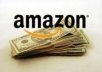 help you make serious money with AMAZON making top notch blogs