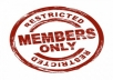 show how to earn money from membership sites in minutes