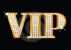 give you my very special VIP gig that includes 20 exceptional gigs for the price of one gig