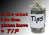 accept A Tip In My Tip Jar If You Like What I Do