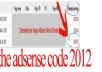 Show You How To Create A Profitable Adsense Business Crank Out 4 Figure ADSENSE Sites 2012 and Make Diamond When You Sleep