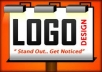 design and redesign unlimited times a professional LOGO in any format