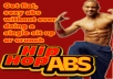 give you hip hop abs by shaun T. complete video files