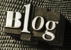 do 40 niche related blog comments
