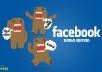 give 1200+ real facebook likes of your status/post.photos