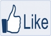 I will give you 1000 VERIFIED authentic facebook likes guaranteed safe to any domain website webpage blog in 24 hours for 10$