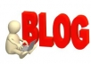 do 20 high PR niche related  Blog comments
