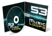 give you 53 music loops to make your website great