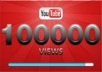 give you 10000 youtube video views  and an additional of 50 to 100 likes, 30 custom comments, 10 favorites and many subscribers