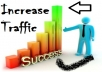 send you 1,000 Real Unique Website Visitors. #1 Traffic Service you could buy