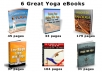 YOGA: 6 Ebooks and 347 related yoga articles