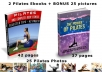PILATES: 2 ebooks, 39 articles and 25 photos