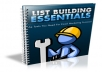 send you a ebook for List building Essentials so you will get more targeted subscribers
