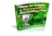 send a Ebook on How to Create a Successful Marketing Plan