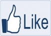 give you 800+ facebook likes or facebook fans in 4 days