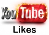 give you 800+ Youtube likes for your video