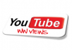 give you 3500 real, HUMAN YouTube views very fast, No Bot, No Fake Accounts, No Password needed