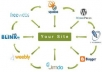 manually build 30 Backlinks PR6 to PR10 and 500 backlinks other quality