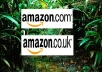 give you 3 amazon reviews on your product verified Account