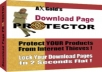 show you how to secure and PROTECT your product download pages from unauthorized   access and prying search engine eyes with resale rights
