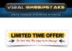 give you facebook app Viral Sweepstakes Whitelabel