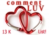 Help rocket your sites ranking with this fresh list of over 13000 comment luv blogs