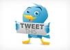 tweet your message to my 1400000+ (1.4 millions) real and active followers with PROOF