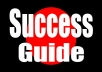 help to get SUCCESS in the Music Industry, for this I will give you a guide that describes the business of music and how to handle it with success. Great for any musician, artist, band, dj, producer