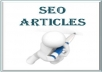 write a 500 word Highy quality SEO article