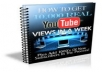 Show You In A Step By Step Fashion  How To Get 10000 Views On YouTube