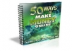 Show You In A Step By Step Fashion 50 Ways To Make Money Online