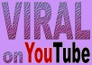help to promote your music, dj, musician, band, ect, I will create a Music Video from your MP3 file and Picture suitable for YouTube promotion