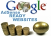 give you 155 ADSENSE websites in high paying keyword niches that you can use to build your adsense empire
