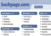 create 200 classified backpage ad posting for your products