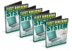 give you a 2hr+video tutorial on a list building system that will show you how to get loads of people to your website to join your email list.