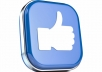 provide you 2000 authentic and real FACEBOOK LIKES in just 1-2days
