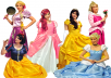 provide magical princess parties & entertainment for child's next event!