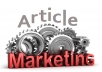 create 2 unique fresh search engine friendly articles or blog posts up to 300 words