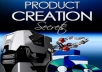 teach you in this comprehensive step by step guide  how to create products of your own that wont take much time and money to create...!