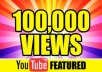Add 12,000+ youtube views + Promote video to 200,000(2 Million) Active Facebook group members GUARANTEED