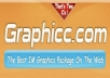 Give You The Biggest & The Best Professional Internet Marketing Graphics Package On The Web With Over 3GB & 29,000 Graphical Elements Inside!