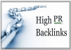 write a website review on PR4 homepage blog