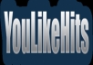 will give 5,000 youlikehits points in 24 hours