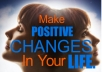 create positive changes in your life with Sonic Entrainment program