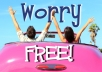 get you Break Free From Worries training program
