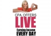 give you step by step CPA Income Blueprint