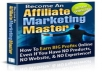 Give You Affiliate Marketing Master