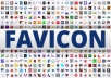 create a FAVICON for your website or blog